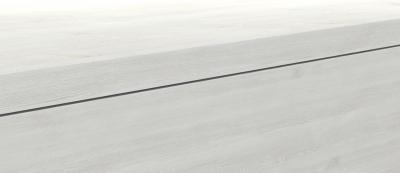 Mineralgußwaschtisch mit Unterschrank derby plus rechts 170x480x1000 mi Tip-On-Technik Nussbaum Dekor Samt - 1