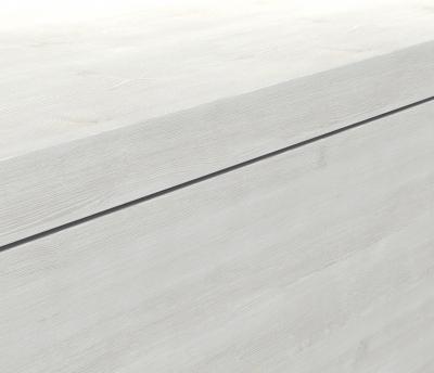 Mineralgußwaschtisch mit Unterschrank derby 570x480x700 mit Tip-On-Technik Schwarz Hochglanz - 1