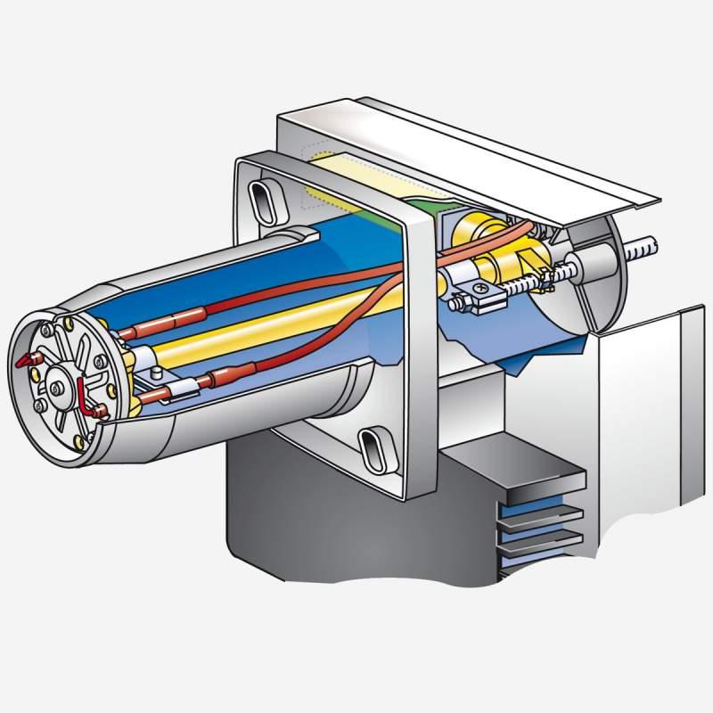 Ölbrenner WL10/3-D mit Stellantrieb, 50-90 kW - 3