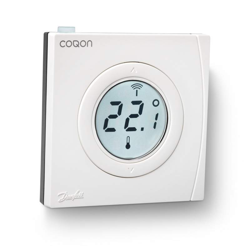 coqon Raumthermostat m.Display AP Z-Wave