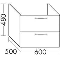 vigour serie one meinbad g. Black Bedroom Furniture Sets. Home Design Ideas